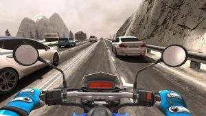 traffic riders mod apk